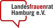 Logo Landesfrauenrat Hamburg